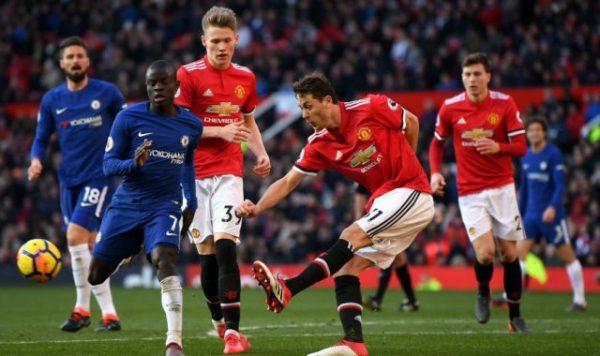 مشاهدة مباراة مانشستر يونايتد وتشيلسي بث مباشر 11-8-2019