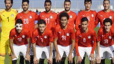 صورة اعلان قائمة المنتخب الأولمبي استعدادا للسعودية