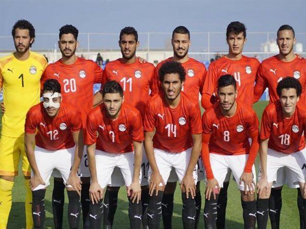 اعلان قائمة المنتخب الأولمبي استعدادا للسعودية