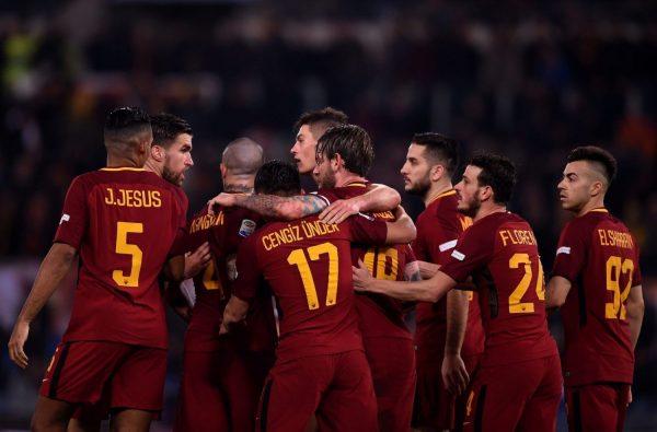 مشاهدة مباراة روما وجنوي بث مباشر 25-8-2019