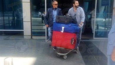 ميتشو يصل القاهرة تمهيداً للتعاقد مع الزمالك