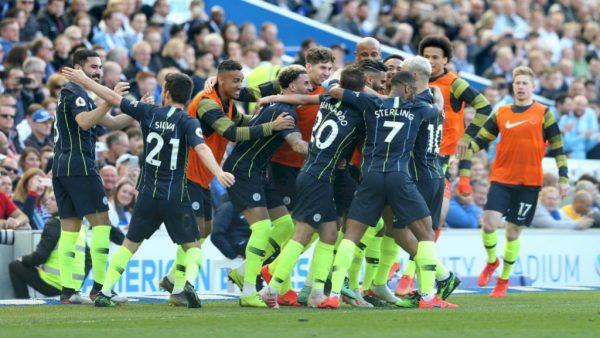 مشاهدة مباراة مانشستر سيتي وبرايتون بث مباشر 31-8-2019