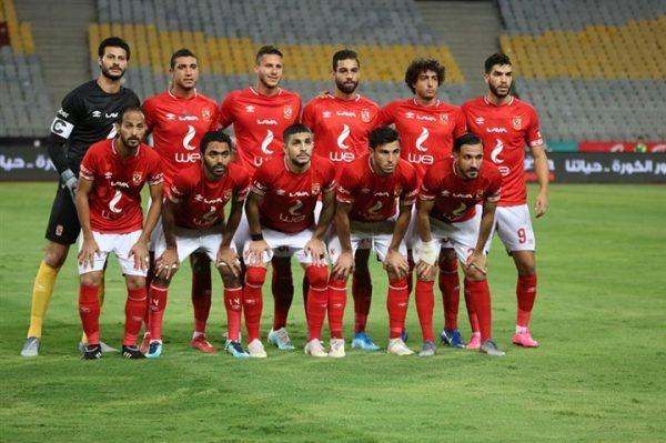 مباراة الأهلي ضد اطلع برة.. تشكيل الأحمر المتوقع اليوم