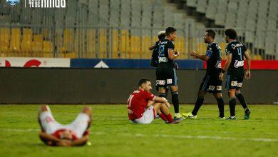 هدف مباراة الأهلي وبيراميدز اليوم في كأس مصر