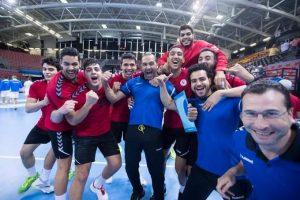 فرحة منتخب مصر ببطولة كأس العالم