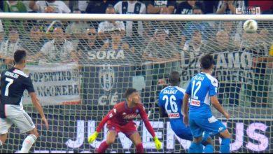 صورة نتيجة مباراة يوفنتوس ونابولي بالدوري الإيطالي