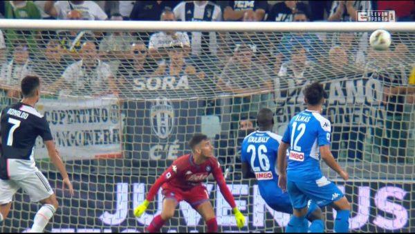 نتيجة مباراة يوفنتوس ونابولي بالدوري الإيطالي
