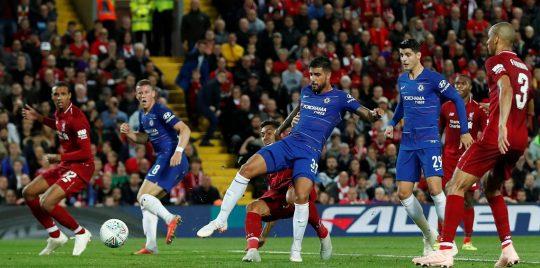 بث مباشر مباراة ليفربول محمد صلاح وتشيلسي في كأس السوبر الأوروبي