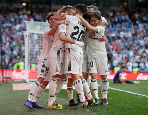 مشاهدة مباراة سيلتا فيجو وريال مدريد بث مباشر 17-8-2019