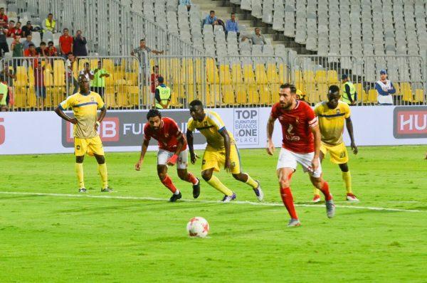 قائمة الأهلي ضد اطلع برة باياب بدوري أبطال أفريقيا