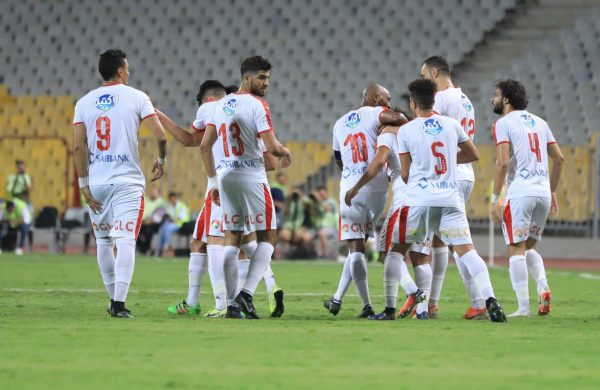 مباراة الزمالك والاتحاد السكندري بدون حمهور في كأس مصر