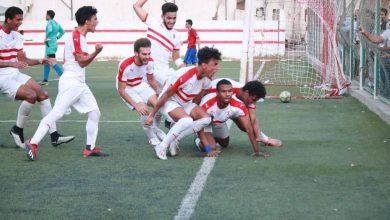 صورة بالصور.. بكر بطل قمة الشباب ومدرب المقاصة خارج الاسوار