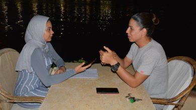 صورة المحكمة الدولية نور سمير: اتمنى تكرار تجربة السوبر الاوروبى فى مصر..  الرجال اكثر دراية بالقانون وتقبل القرارات عن النساء