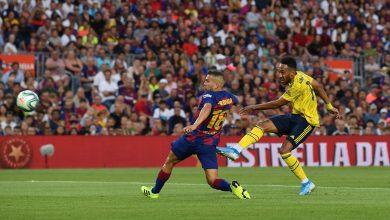 Photo of ملخص ونتيجة مباراة برشلونة ضد أرسنال الإنجليزي في كأس خوان جامبر