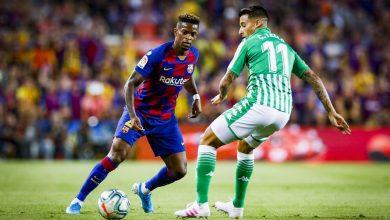 Photo of نتيجة مباراة برشلونة وريال بيتيس بالدوري الإسباني