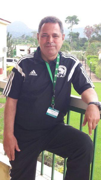 محمود سعد محاضرا بالكاف لمدة عامين