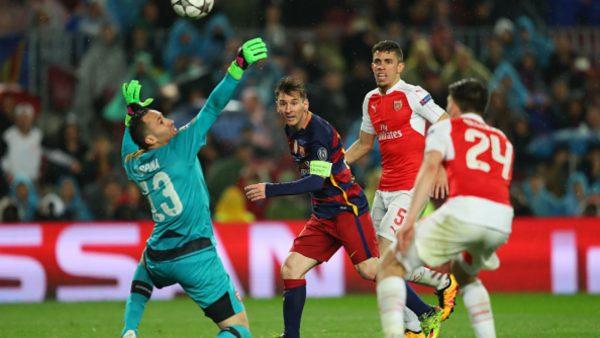 رابط ايجي ناو بث مباشر لمباراة برشلونة وأرسنال 4-8-2019