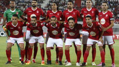تشكيل مباراة النجم الساحلي ضد الوداد المغربي في دوري أبطال إفريقيا