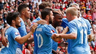 رابط ايجي ناو بث مباشر لمباراة مانشستر سيتي ووست هام يونايتد 10-8-2019