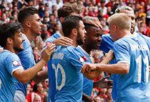 تشكيل مباراة مانشستر سيتي وتوتنهام بالدوري الإنجليزي