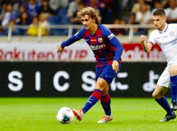 تشكيل برشلونة ضد أرسنال الإنجليزي في كأس خوان جامبر