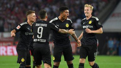 موعد مباراة بروسيا دورتموند وبرشلونة والقنوات الناقلة بدوري أبطال أوروبا