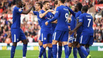 مشاهدة مباراة تشيلسي وشيفيلد يونايتد بث مباشر 31-8-2019