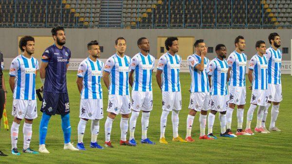 التشكيل المتوقع لمباراه بيراميدز وحرس الحدود في كأس مصر