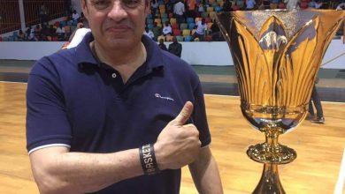 احمد الفلكي رئيس لجنة الحكام