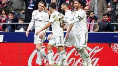 Photo of نتيجة واهداف مباراة ريال مدريد ضد بلد الوليد في الدوري الإسباني