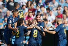 مباراة ريال مدريد ضد سيلتا فيجو