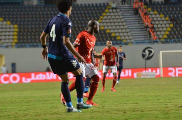 نتيجة مباراة الأهلي وبيراميدز بكأس مصر