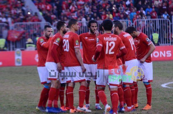 مباراة الأهلي ضد بيراميدز.. قائمة الأحمر لمباراة الكأس