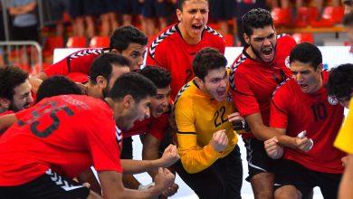 Photo of مصر بطلا لكأس العالم للناشئين لكرة اليد