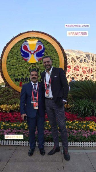 حضور مجدي ابو فريخة أو محمد عبد المطلب لبطولة كأس العالم بالصين