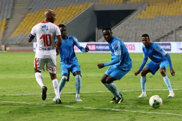 نتيجة مباراة الزمالك وديكاداها الصومالى بدورى الأبطال