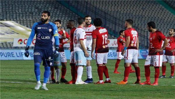 ملعب السوبر المصري بين الأهلي والزمالك و10 آلاف مشجع