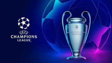 ترتيب مجموعات دوري أبطال أوروبا 2020 بعد الجولة الأولى.