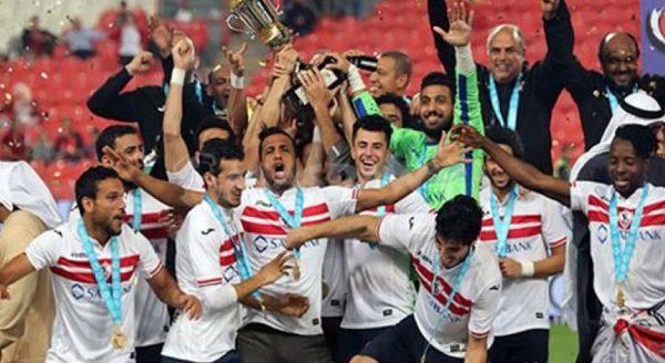 معلق مباراة القمة بين الأهلي والزمالك في كأس السوبر