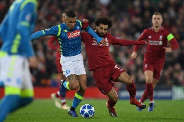 مشاهدة مباراة نابولي وليفربول بث مباشر 17-9-2019