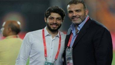 Photo of من حسام الزناتي رئيس لجنة المسابقات بالاتحاد المصري لكرة القدم
