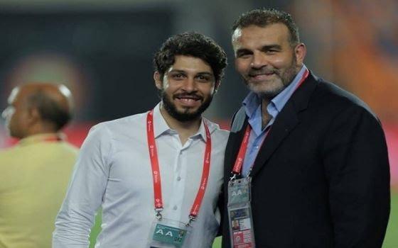 من حسام الزناتي رئيس لجنة المسابقات بالاتحاد المصري لكرة القدم
