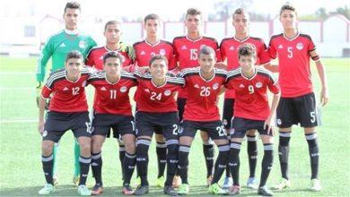 ربيع ياسين يعلن قائمة منتخب الشباب