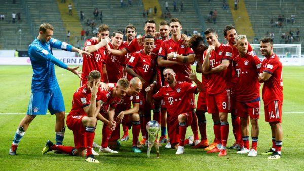 مشاهدة مباراة بايرن ميونيخ وريد ستار بلجراد بث مباشر 18-9-2019