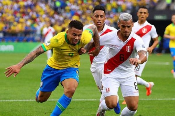 مشاهدة مباراة البرازيل وبيرو بث مباشر 11-9-2019