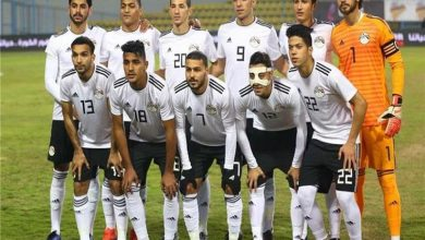 Photo of اعلان قائمة المنتخب الأولمبي عقب مران اليوم