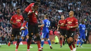 مشاهدة مباراة مانشستر يونايتد وليستر سيتي بث مباشر 14-9-2019