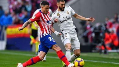 مشاهدة مباراة أتلتيكو مدريد وريال مدريد بث مباشر 28-9-2019