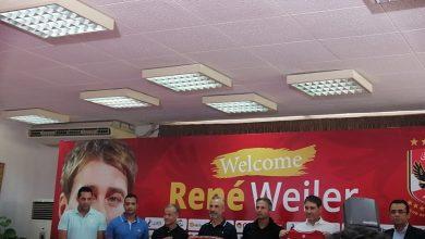 Photo of مؤتمر رينيه فايلر مدرب النادي الأهلي الجديد