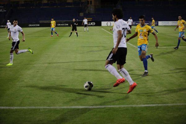 مشاهدة مباراة الجونة والإسماعيلي بث مباشر 21-9-2019